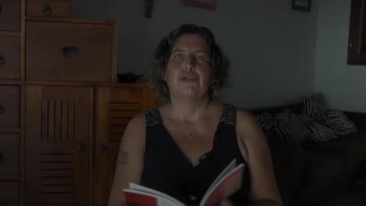 Histoire d'en lire - Holographies, recueil de poesies de Lara