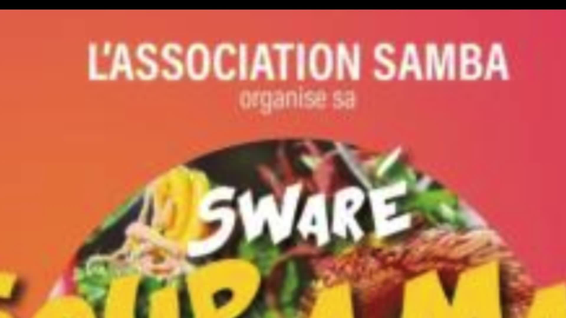 Soirée de partage avec l'association Samba