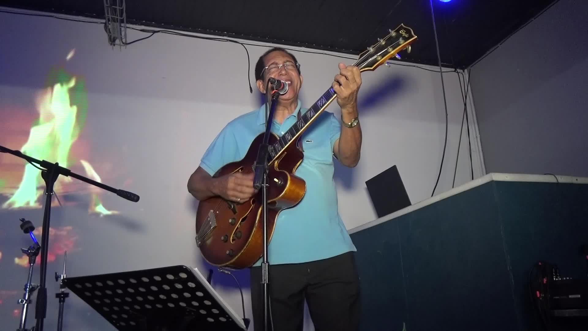 Le Alain Louis Quartet au Siwo Café