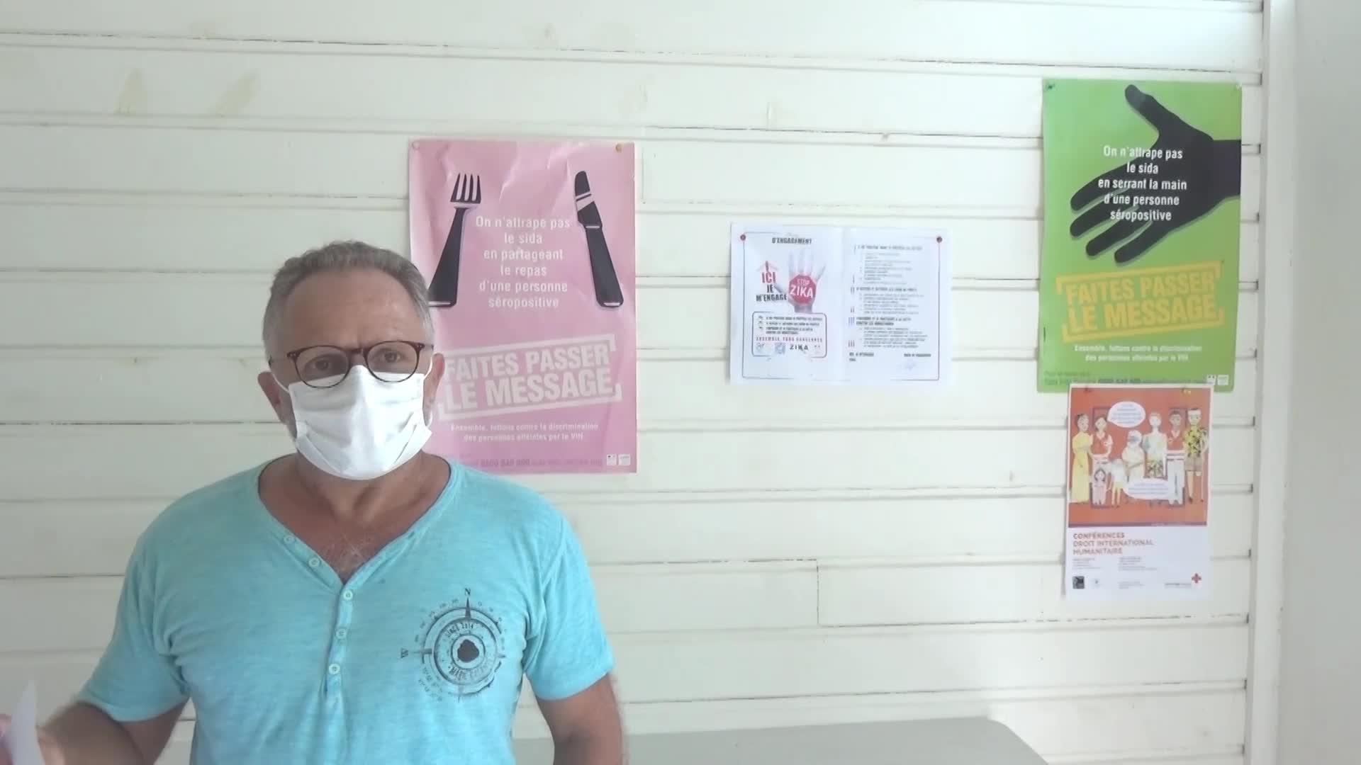 Les mesures sanitaires à Marie Galante : interview exclusive du Dr CATTONNI