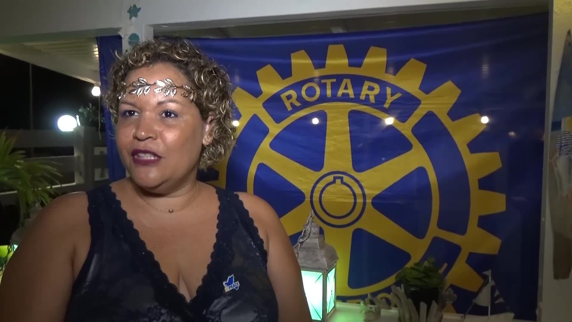 Passation présidence Rotary