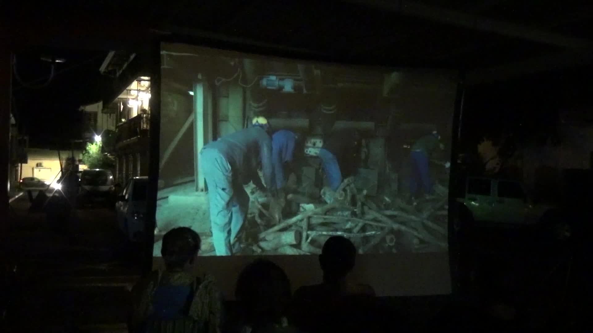 Paroles de nègres un film de Sylvaine Dampierre