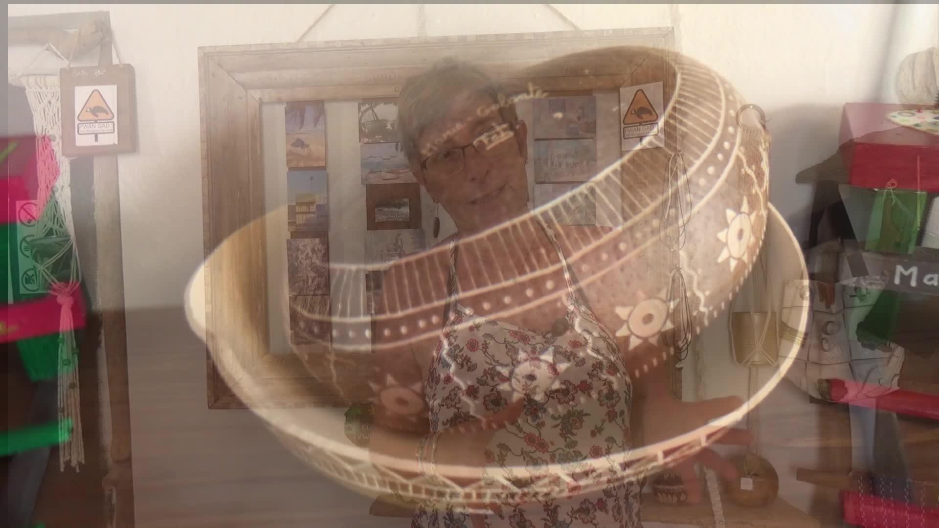 Artisanat Marie Galante :  les artisans se retrouvent Chez Zèles à St Louis