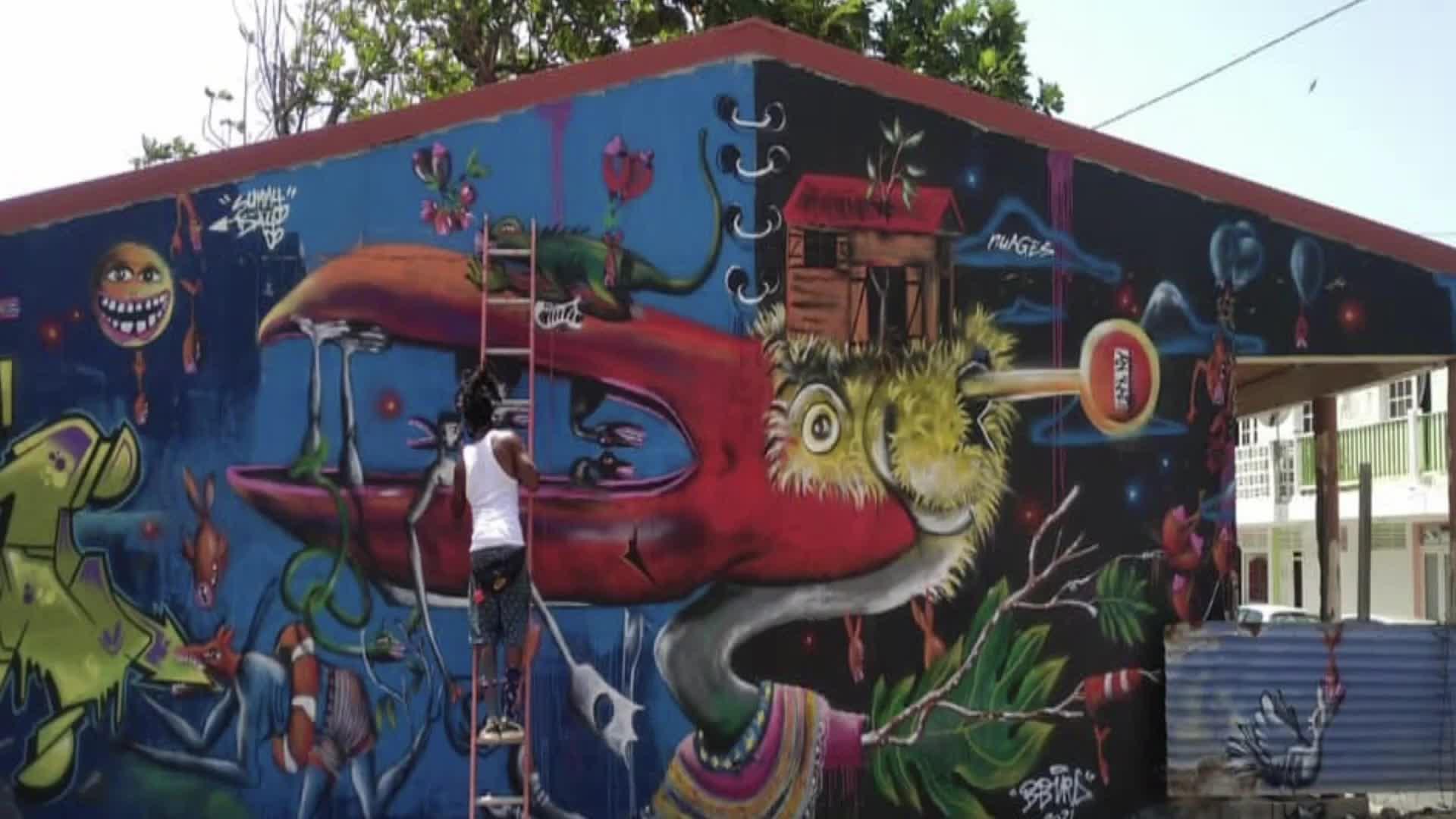 Laisse parler le Graff - l'opération Just Graff it organisé par Al Pacman